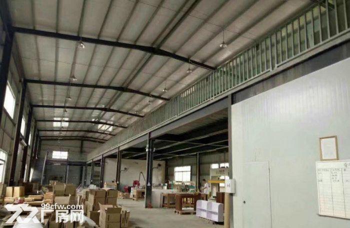 东城堑头铁皮钢构1800平地段好厂房出租-图(3)