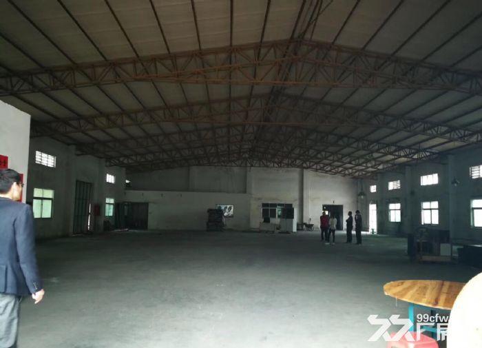 东城堑头铁皮钢构1800平地段好厂房出租-图(4)