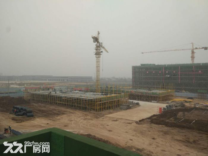 百万平米标准化厂房可租可售两年免租50年产权-图(3)