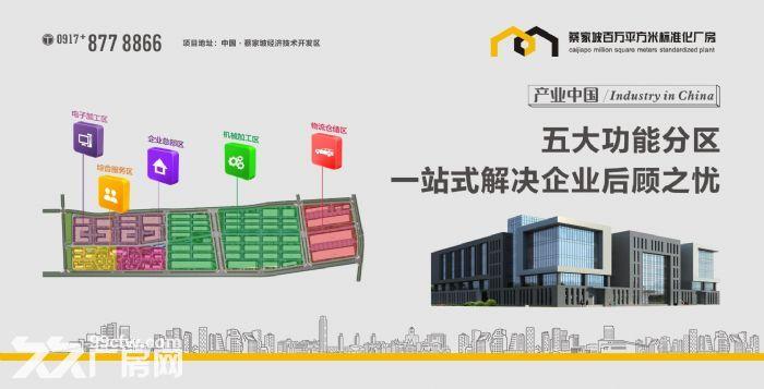 百万平米标准化厂房可租可售两年免租50年产权-图(7)