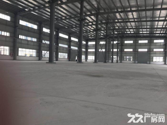 昆山正仪5200平一楼标准厂房层高12米有牛角-图(4)