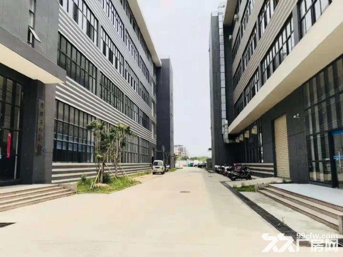 翔安洪溪南路3层厂房每层2400平米出租-图(1)