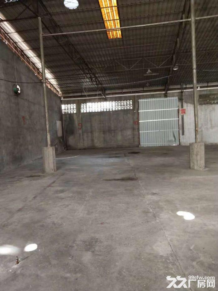 杏前路钢构厂房1300平+522平出租,有红线-图(2)