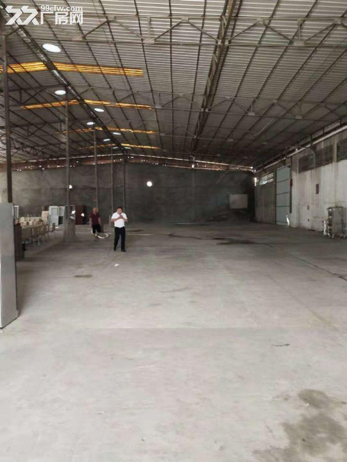 杏前路钢构厂房1300平+522平出租,有红线-图(3)