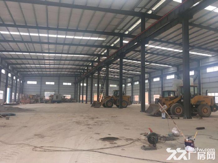 汽车南站新开铺钢材市场标准钢结构厂房带行车专变急租-图(3)