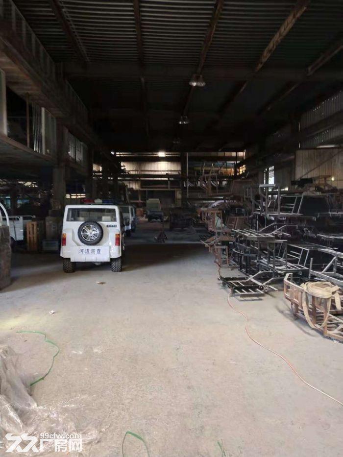 杏林前场钢构厂房4500平米出租独门独院-图(2)