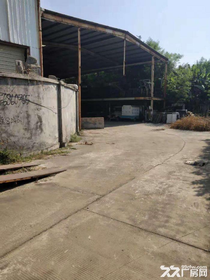 杏林前场钢构厂房4500平米出租独门独院-图(3)