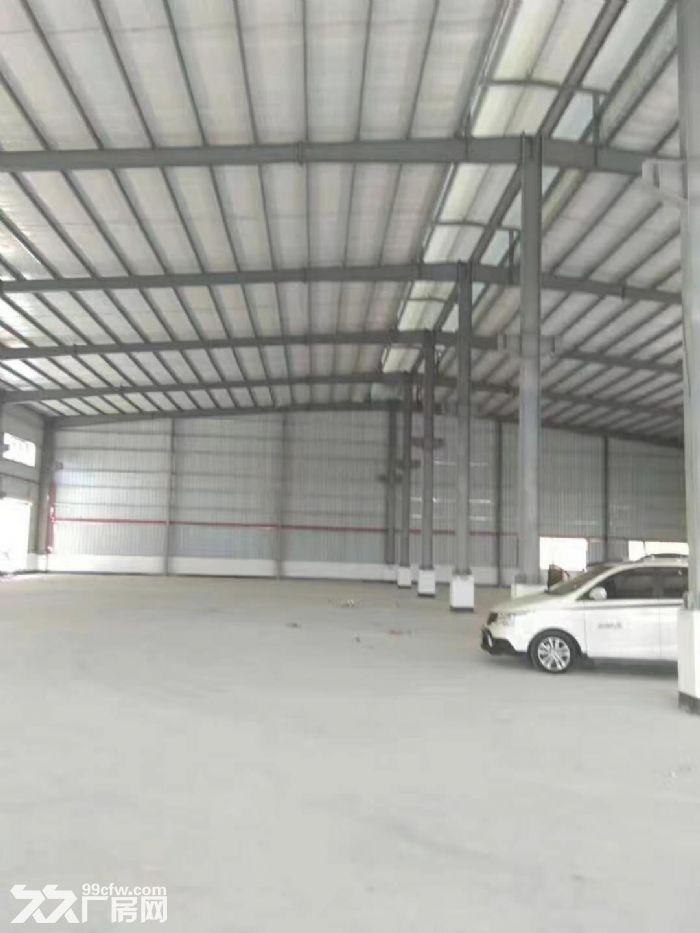 (出租)清湖头全新钢构独院1600平方,人气旺-图(2)
