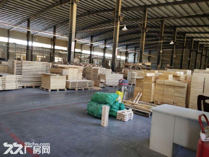 香河正规工业园区独院库房出租15000平米-图(1)