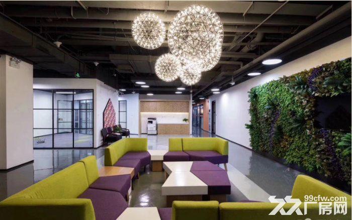 《2049创意园》精装独栋办公室930平双桥地铁-图(1)