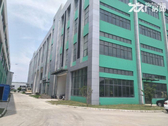 湖东全新标准厂房2500平米出租可分租-图(1)