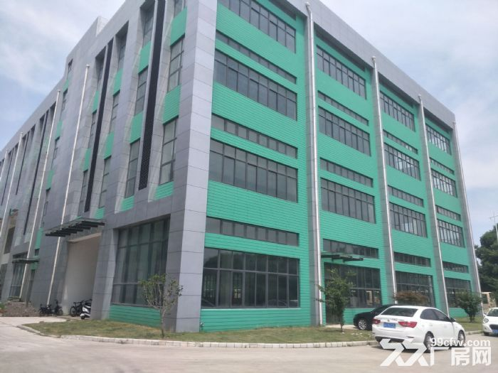 昆山开发区4200平米独栋三层厂房出租-图(4)