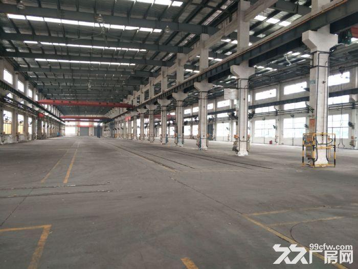 园区4000平米单层带行车厂房出租-图(2)