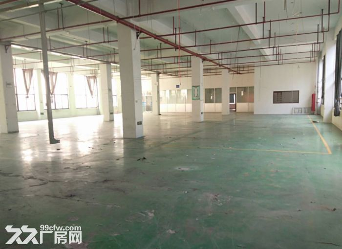 吴中城南工业区一楼厂房1300平米低价出租-图(1)