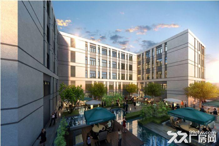 独立产权工业标准厂房,北京周边廊坊开发区,可做环评生产研发-图(5)