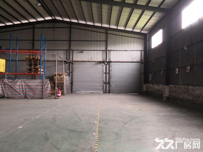 广州白云太和绝佳标准高台仓招租2000方,可装货架-图(4)