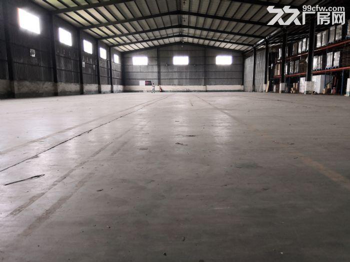 广州白云太和绝佳标准高台仓招租2000方,可装货架-图(5)