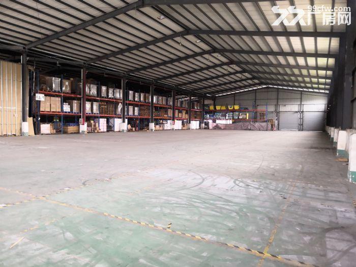 广州白云太和绝佳标准高台仓招租2000方,可装货架-图(7)