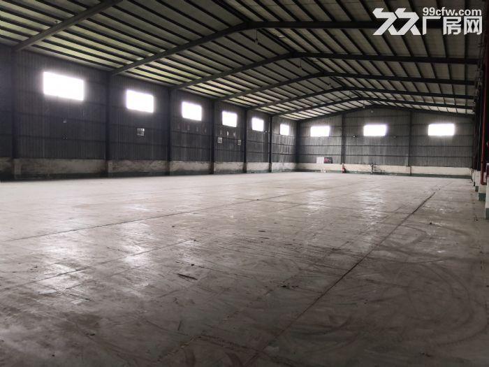 广州白云太和绝佳标准高台仓招租2000方,可装货架-图(8)