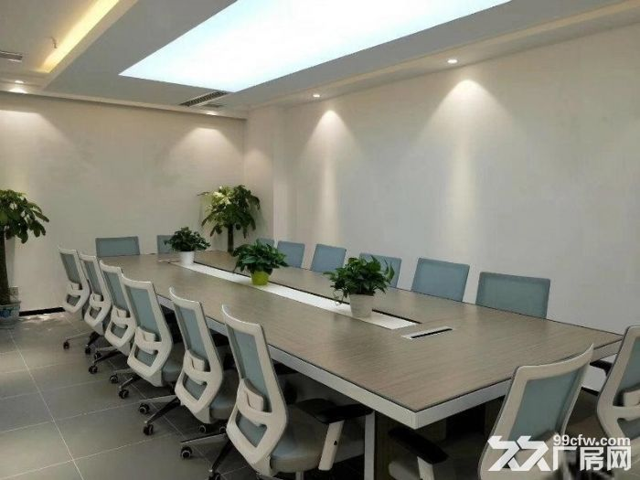 四惠地铁通惠河畔《四惠大厦》700平创业园办公室-图(2)