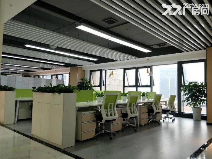 四惠地铁通惠河畔《四惠大厦》700平创业园办公室-图(1)