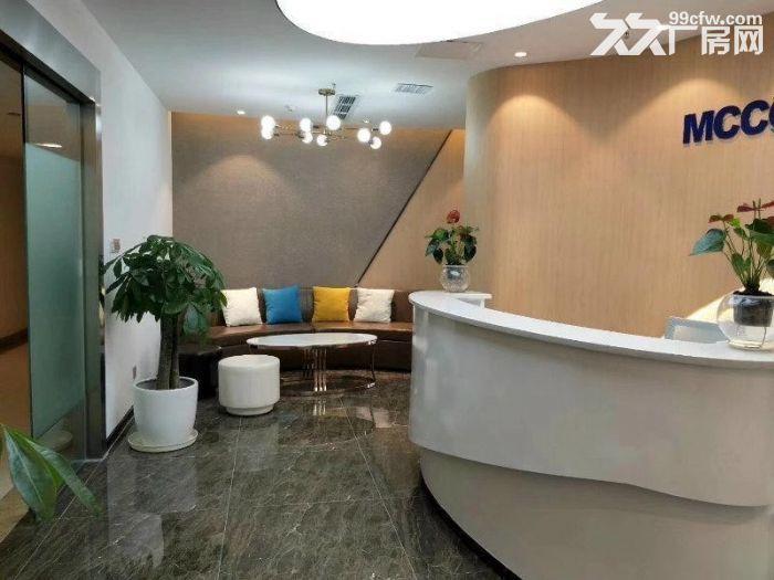 四惠地铁通惠河畔《四惠大厦》700平创业园办公室-图(3)