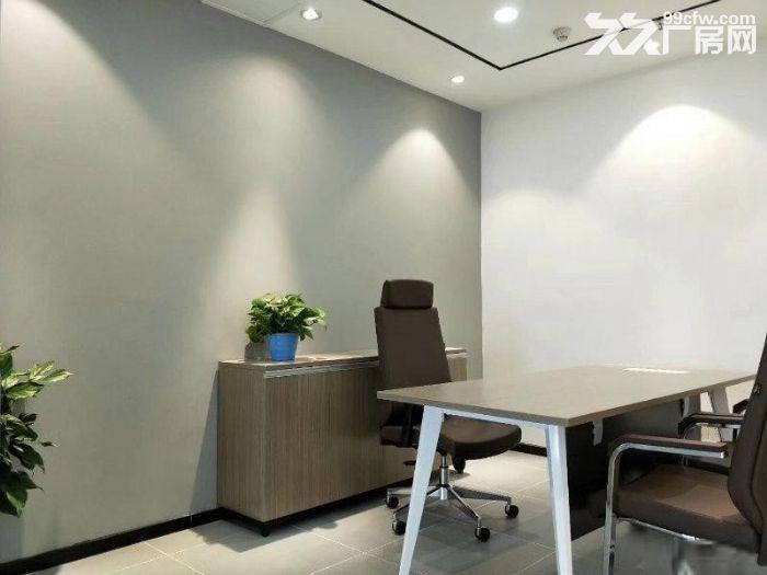 四惠地铁通惠河畔《四惠大厦》700平创业园办公室-图(5)
