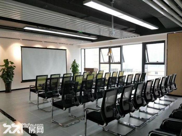 四惠地铁通惠河畔《四惠大厦》700平创业园办公室-图(8)