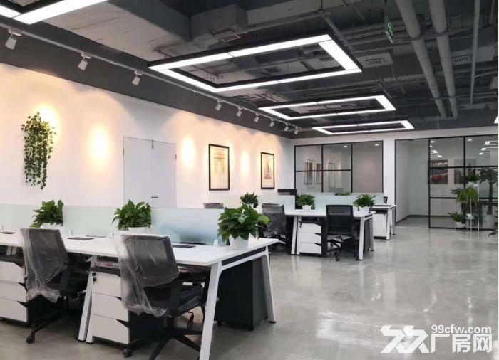 朝阳路独栋《菁英谷》创意园办公室精装地铁直达-图(1)