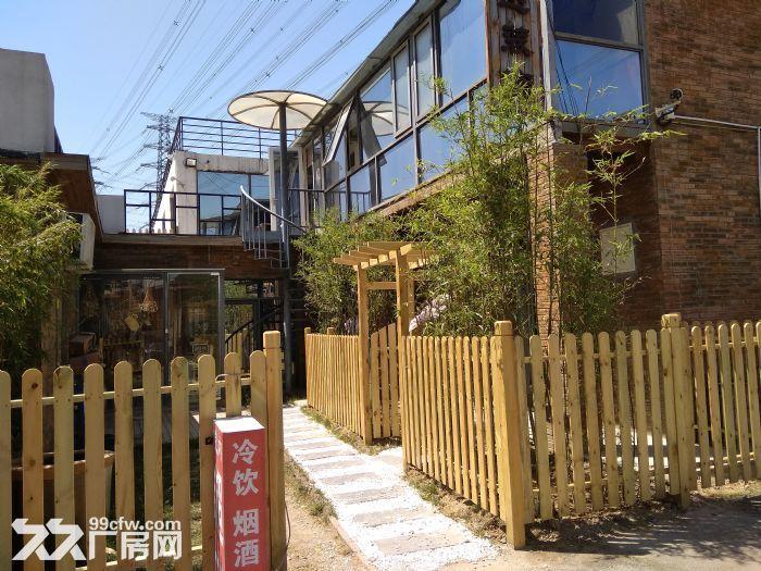 朝阳路独栋《菁英谷》创意园办公室精装地铁直达-图(6)