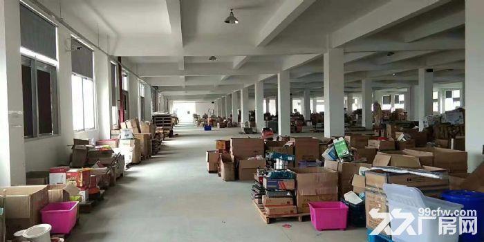 集美灌南工业区三楼标准厂房2530平出租13含税-图(1)