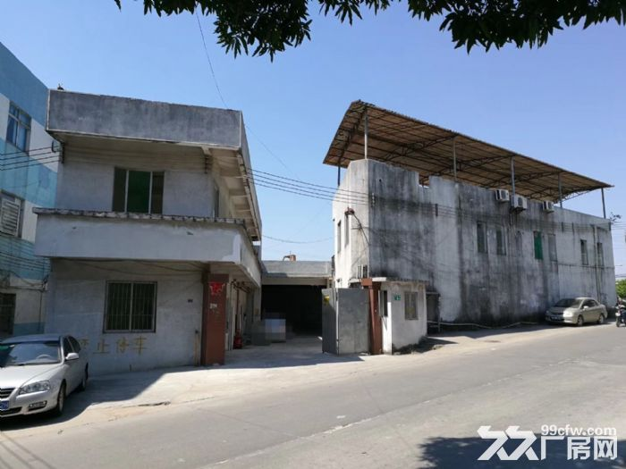 独院、远离民居,番禺石基2500平方简易厂房出租-图(1)