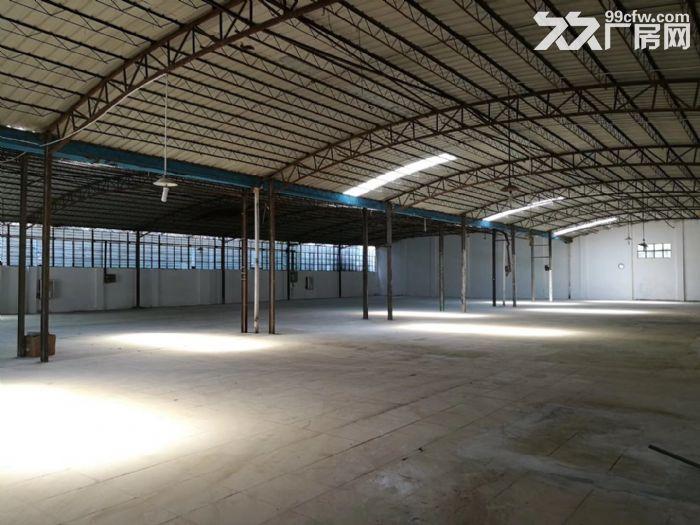独院、远离民居,番禺石基2500平方简易厂房出租-图(2)