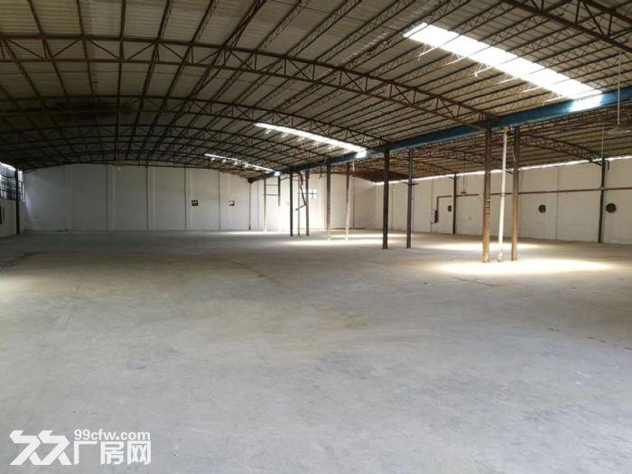 独院、远离民居,番禺石基2500平方简易厂房出租-图(3)