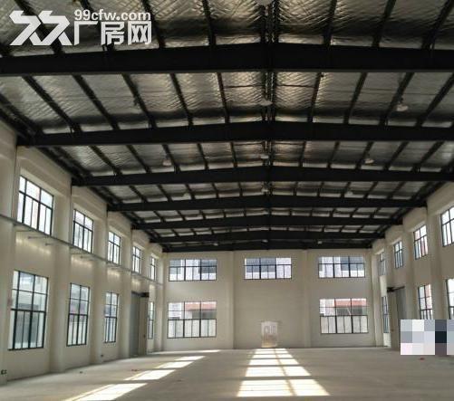 车墩独栋1900平米单层厂房出租层高11米-图(3)