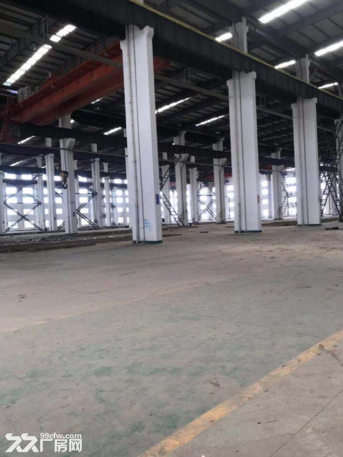 羊尖单一层10万平带大型行车厂房出租-图(2)