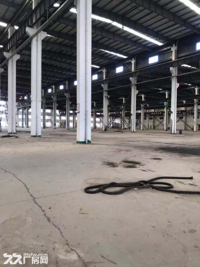 羊尖单一层10万平带大型行车厂房出租-图(1)
