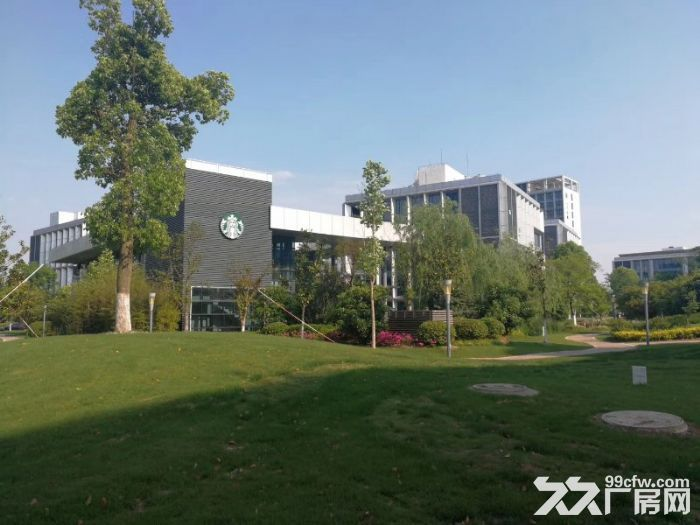 生物医药研发试验基地独栋2700平可分层104地块-图(4)
