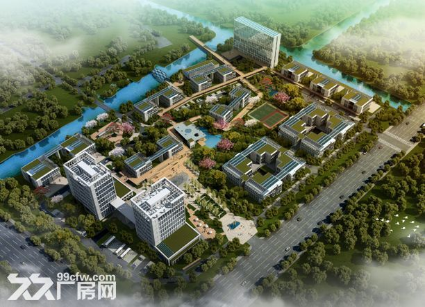 业主直招生物医药产业园5000平研发厂房104可环评-图(5)