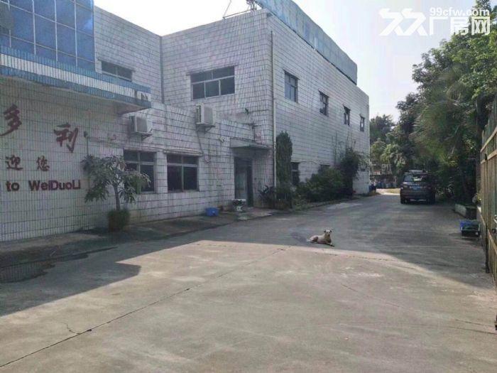 凤岗独门独院两层厂房出租5000平方,空地大便宜-图(4)