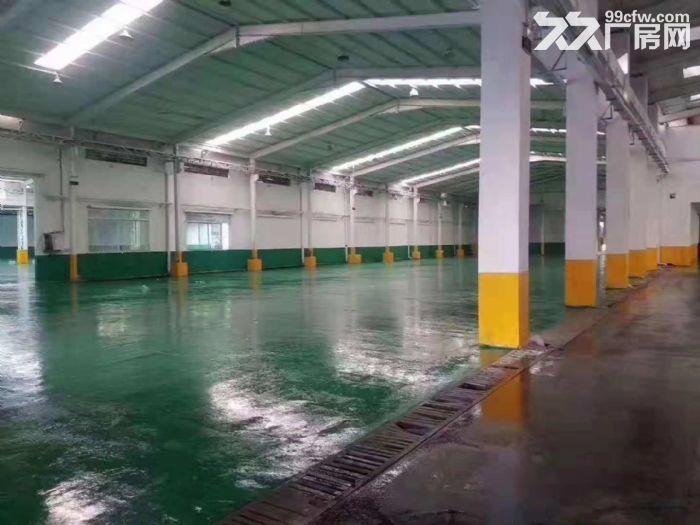 长安上沙新出全新装修厂房一楼600平方低价出-图(1)