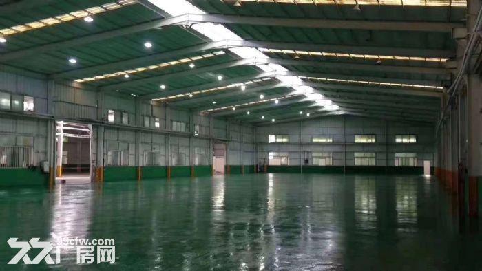 长安上沙新出全新装修厂房一楼600平方低价出-图(3)