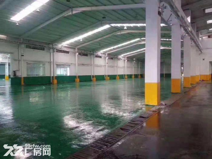 长安上沙新出全新装修厂房一楼600平方低价出-图(4)