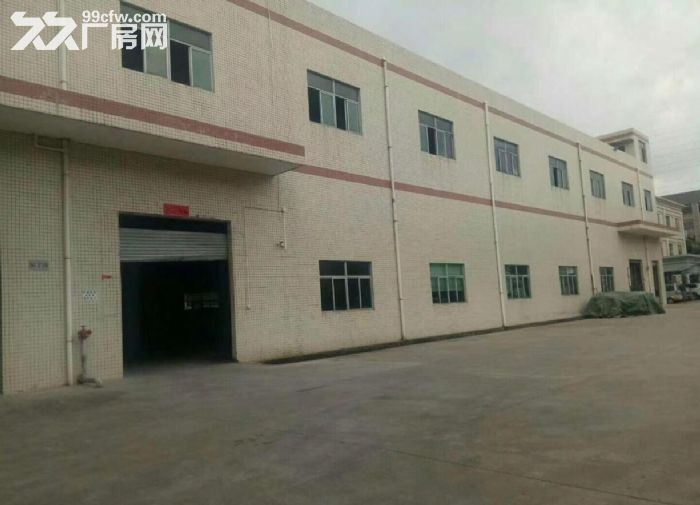 清溪土桥与横塘交界处,主干道边上独院厂房2500平-图(1)