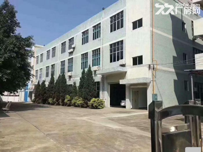 园洲标准厂房空出1650平,带办公宿舍-图(4)