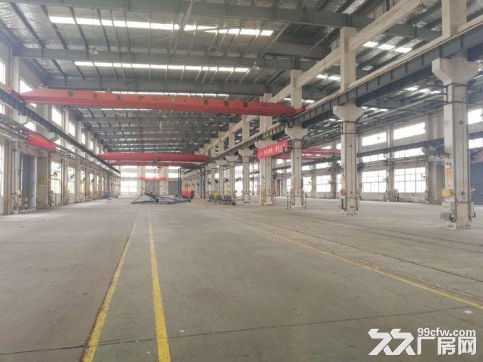 星湖街沿线!4000平米平层机械厂房出租-图(1)