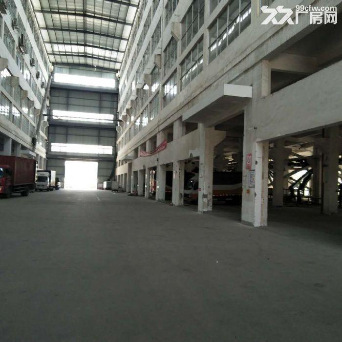 厂房办公仓库出租,住宿配套齐全,有隔断,拎包入驻-图(5)