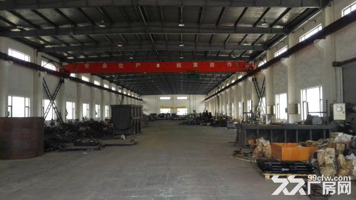 北桥新出底楼独门独院810平方厂房-图(4)