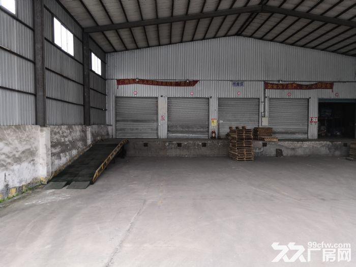太和标准物流2000方仓库出租、交通便利-图(8)