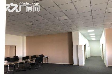 锡山东北塘厂房2750平转租仓房装修很好非常高端大气-图(2)